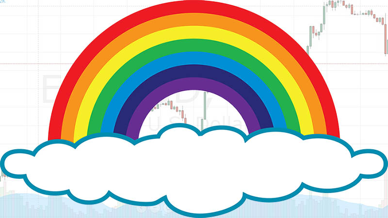 Le rainbow