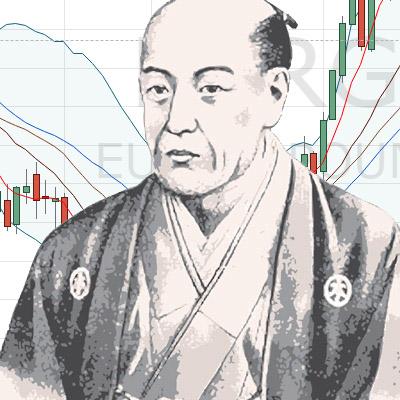 Honma Munehisa, surnommé comme « le dieu des marchés »