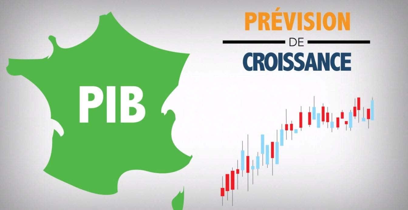 Une hausse du PIB en France peut influencer la hausse du Cac 40 et de l'euro