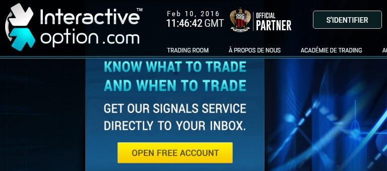 Nous vous aiderons gratuitement à perdre votre dépôt avec nos « signaux »!