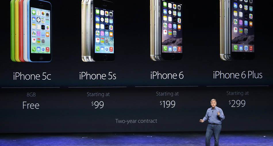 La sortie d'un iPhone : la stimulation de l'action Apple garantie