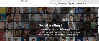 NessFX ou le leader du trading social