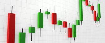 Les graphiques en chandeliers japonais dans le trading