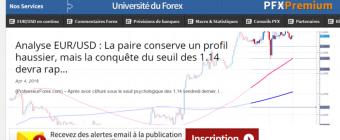 Revue sur la formation de Professeur Forex